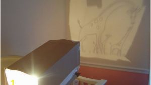 Diy Overhead Projector for Tracing Wall Murals Paint A Mural In A Child S Nursery