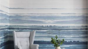 Diy Watercolor Wall Mural Garage Makeover Diy Mural with Coastal Vibes