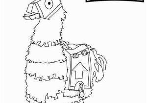 Dj Marshmello Coloring Pages fortnite Coloring Sheets Llama Walgraphics fortnite