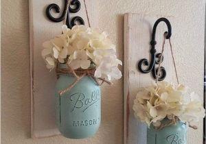 Do It Yourself Wall Murals 20 Adorable Mason Jar Craft Ideas Diy Pinterest
