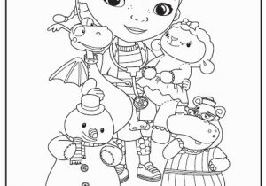 Doc Mcstuffin Coloring Pages Doc Mcstuffins Coloring Pages
