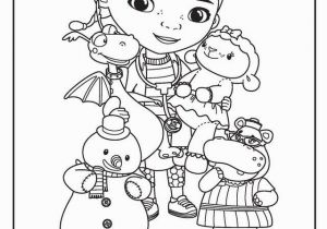 Doc Mcstuffin Coloring Pages Doc Mcstuffins Friends Free Printable Coloring Pages
