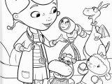Doc Mcstuffins Coloring Pages Disney Junior Doc Mcstuffins Coloring Pages