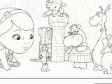 Doc Mcstuffins Coloring Pages Disney Junior We Have A Diagnosis Disney Junior