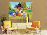 Doc Mcstuffins Wall Mural 85 Best Disney Wall Murals Disney Room Kid S Bedroom