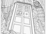 Doctor who Color Pages Doctor who Color Pages Lovely Free Printable Christmas Coloring