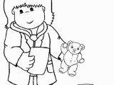 Doctor who Coloring Pages Free Line Kid Doctor Colouring Page Health