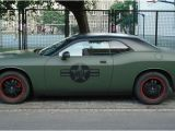 Dodge Challenger Coloring Pages Matte Army Green Dodge Challenger 2 Nice Rides