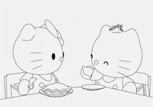 Dog and Cat Coloring Pages Printable Hello Kitty Printable Coloring Pages Coloring & Activity Hello Kitty