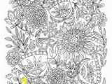 Dogwood Tree Coloring Page 472 Best Flowers to Color Images On Pinterest