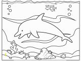 Dolphin Coloring Pages for Kids Mulan Coloring Pages