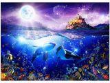 Dolphin Paradise Wall Mural orca Paradise Tats In 2019
