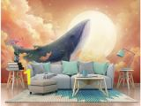 Dolphin Paradise Wall Mural Shop Ocean Wallpaper for Walls Uk