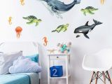 Dolphin Wall Murals for Bedrooms Awesome Master Bedroom Wall Decals