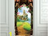 Door Murals Cheap 41 Best Door Sticker Images