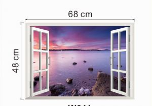 Door Murals Ebay 10 Styles for You Choose Ebay Hot Selling 3d Window Decal Wall