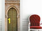 Door Size Murals Door Sticker Removable Home Decor Decal for Doors Custom Size