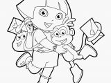 Dora and Boots Coloring Pages Backpack Coloring Page Coloring Pages Dora Coloring Pages