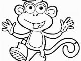 Dora and Boots Coloring Pages Pin About Monkey Coloring Pages Dora Coloring and Dora the