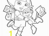 Dora and Boots Coloring Pages to Print 302 Best Coloring Pages Cartoons Images On Pinterest
