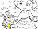 Dora and Boots Coloring Pages to Print 50 Best Dora Explore Coloring Pages Images