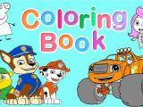 Dora Nick Jr Coloring Pages Nick Jr Coloring Book Pt Blaze Paw Patrol Dora and Friends Free