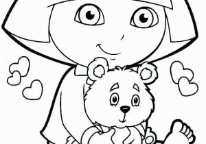 Dora Nick Jr Coloring Pages Nick Jr Coloring Pages Colorful Dora Color Page Coloring Color Pages
