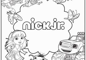 Dora Nick Jr Coloring Pages Nick Jr Coloring Pages Shimmer and Shine