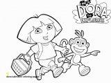 Dora the Explorer Coloring Pages Pdf Dora Valentine Coloring Pages Coloring Pages Dora New Home Coloring
