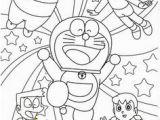 Doraemon Coloring Pages Pdf Download 14 Best Cartoon Images