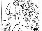 Dorcas In the Bible Coloring Pages Dorca Jul 12