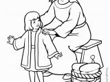 Dorcas In the Bible Coloring Pages Dorcas Bible Page to Print and Color