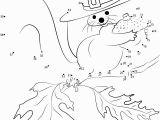 Dot to Dot Thanksgiving Coloring Pages Beautiful Thanksgiving Day Dot to Dot Printable Worksheet