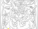 Dover Sampler Coloring Pages 420 Best Color Animal Pages Images