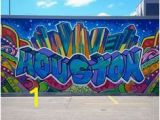 Downtown Houston Mural Wall 14 Best Htowns Cool Murals Images