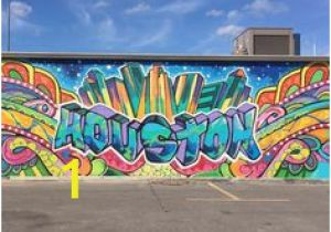 Downtown Houston Mural Wall 76 Best Houston Murals Images In 2020