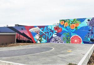 Downtown Houston Mural Wall Eastside Murals – Nashville Public Art