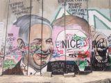 Dpi for Wall Mural File Bethlehem Wall Graffiti Netanyahu Wikimedia Mons