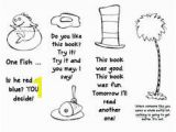 Dr Seuss Coloring Pages Printable Free 104 Best Printables Images On Pinterest In 2018