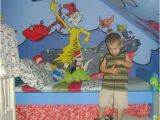 Dr Seuss Wall Murals Dr Seussery We Used Ikea Furniture and Lots Of Seuss Murals I