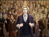 Dr who Mural Doctor who today On Doctor who