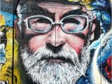 Dr who Mural Street Art London A Stunning Tribute to Late Author Terry Pratchett