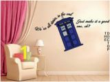 Dr who Wall Mural Amazon Doctor who Tardis Fathead Style Door or Wall Decal