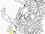 Dragon Ball Z Coloring Page Dragon Ball Anime Goku and Gohan Coloring Pages for Kids Printable
