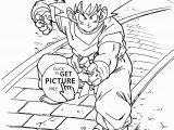 Dragon Ball Z Coloring Pages Free Dragon Ball Z Coloring Pages for Kids Printable Free