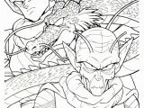 Dragon Ball Z Coloring Pages Pdf Coloring Pages Dragonballz 10 Cartoons Dragon Ball Z