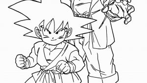 Dragon Ball Z Coloring Pages to Print Free Printable Dragon Ball Z Coloring Pages for Kids