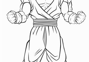 Dragon Ball Z Gogeta Coloring Pages Goku Super Saiyan 4 Coloring Pages Images