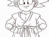 Dragon Ball Z Goku Coloring Pages Colorear Dragon Ball these Coloring Pages is for All Those