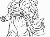 Dragon Ball Z Goku Coloring Pages Dragon Ball Coloring Pages Printable